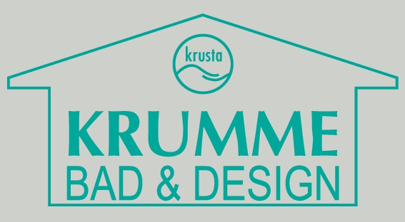 Krumme Bad und Design
